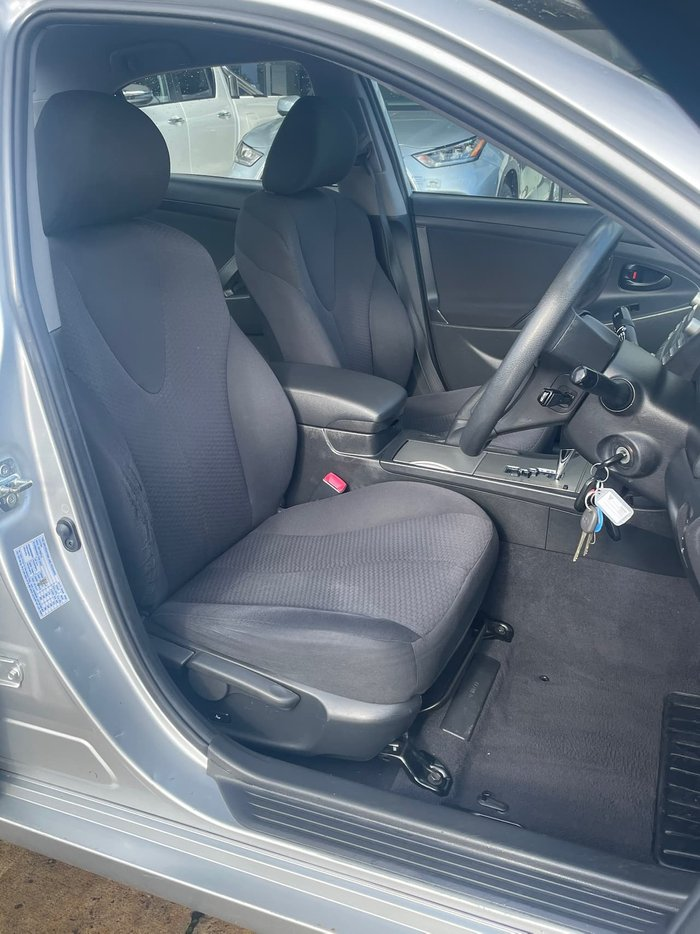 2006 Toyota Camry Altise ACV40R Silver