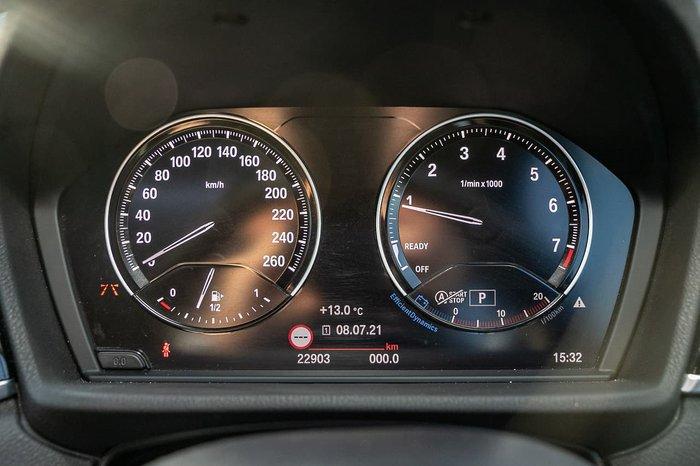 2018 BMW X1 xDrive25i F48 AWD White