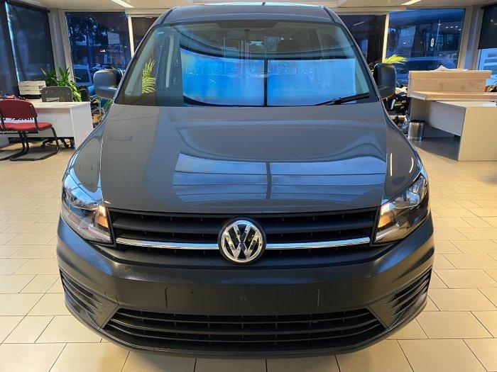 2020 Volkswagen Caddy TDI250 2KN MY20 Pure Grey
