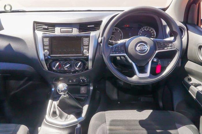 2021 Nissan Navara SL D23 4X4 Dual Range Brilliant Silver