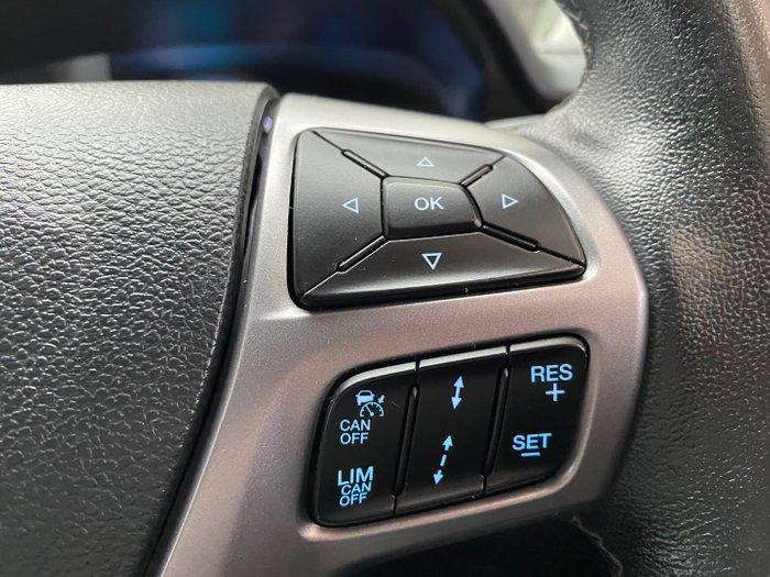 2018 Ford Ranger XLT PX MkIII MY19 4X4 Dual Range Magnetic