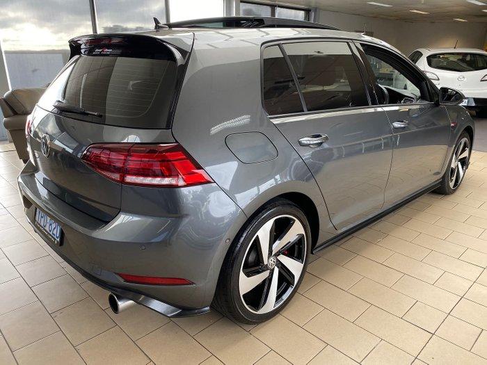 2018 Volkswagen Golf GTI 7.5 MY18 Indium Grey