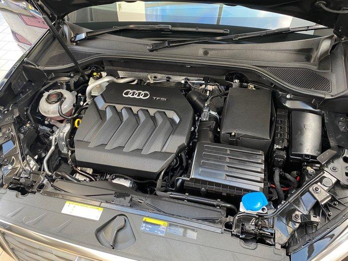 2018 Audi Q2 sport GA MY18 Four Wheel Drive Brilliant Black