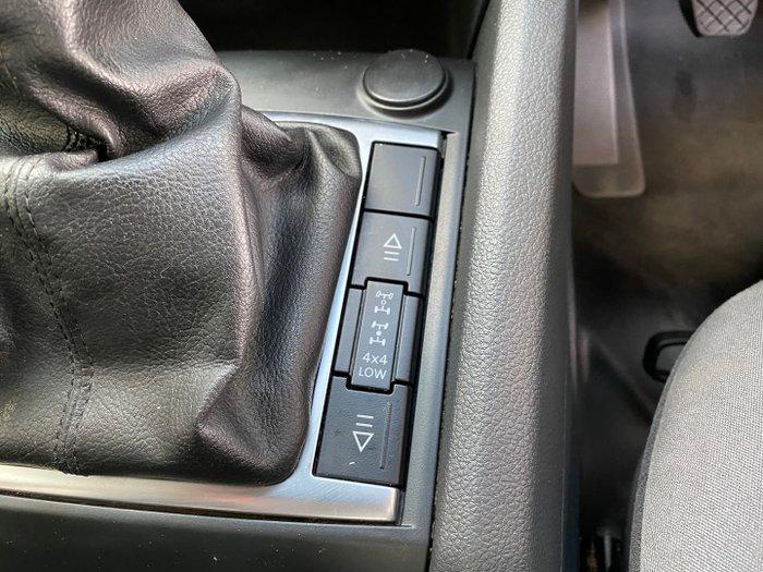 2017 Volkswagen Amarok TDI400 Core 2H MY17 4X4 Dual Range Candy White