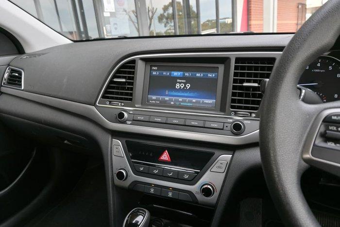 2017 Hyundai Elantra Active AD MY17 Polar White