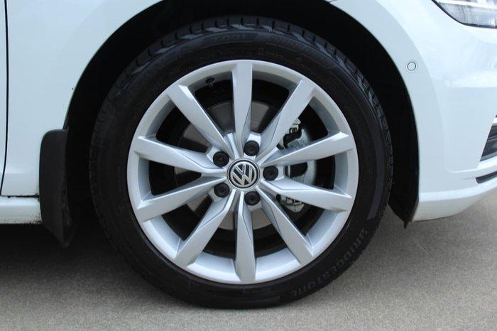 2017 Volkswagen Golf 110TSI Comfortline 7.5 MY18 White