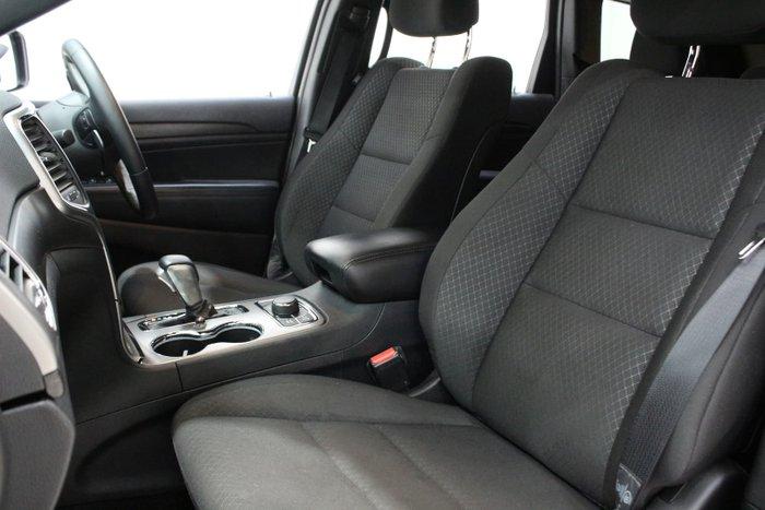 2018 Jeep Grand Cherokee Laredo WK MY18 4X4 Dual Range Diamond Black Crystal