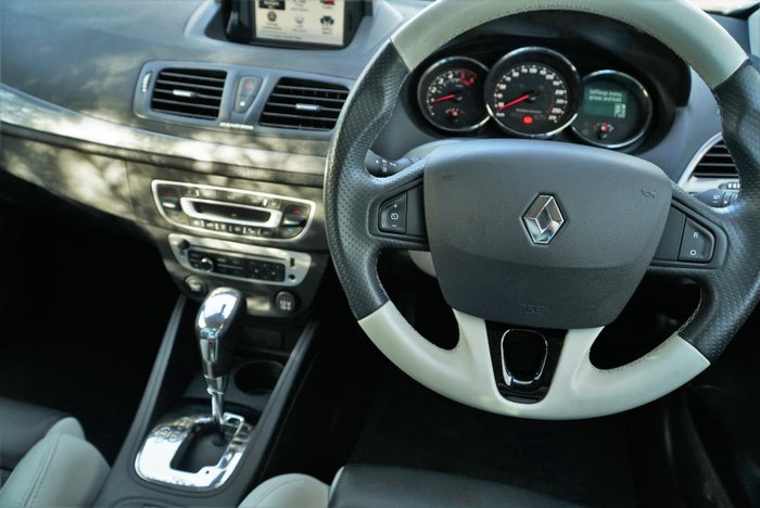 2013 Renault Megane GT-Line III B95 MY13 Star Black