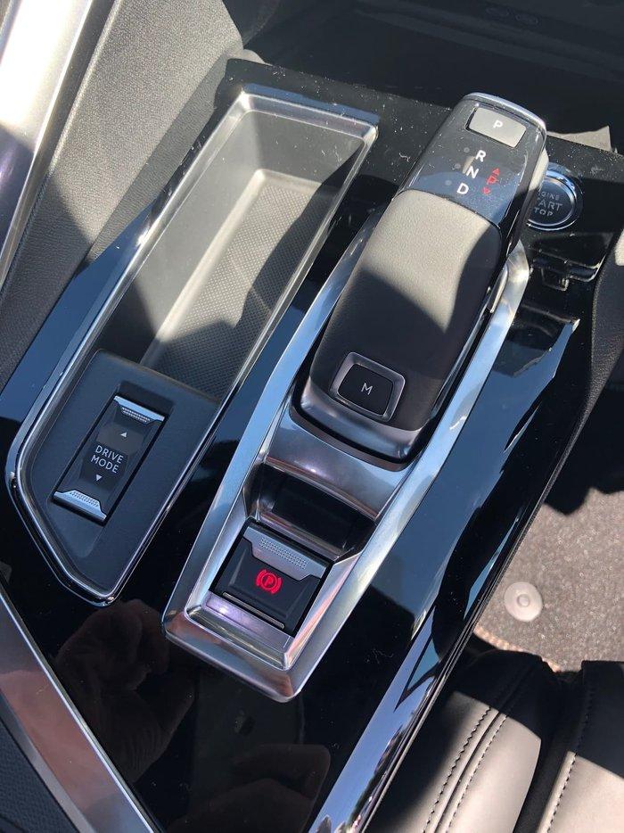2021 Peugeot 5008 GT P87 MY21 Black