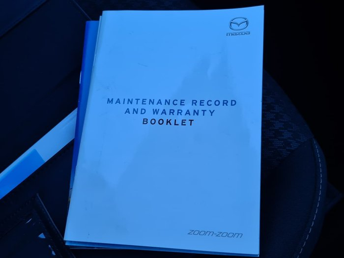 2017 Mazda 2 Maxx DJ Series Eternal Blue