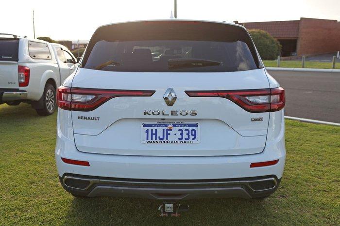 2020 Renault Koleos Intens HZG MY20 Four Wheel Drive White