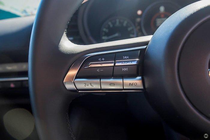 2021 Mazda 3 G20 Evolve BP Series Machine Grey