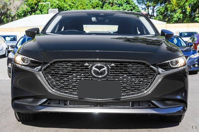 2021 Mazda 3 G20 Pure BP Series Bronze