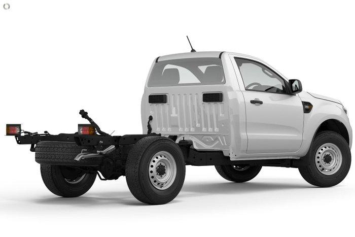2021 Ford Ranger XL PX MkIII MY21.75 4X4 Dual Range Arctic White