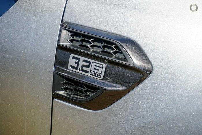 2021 Ford Ranger Wildtrak PX MkIII Aluminium