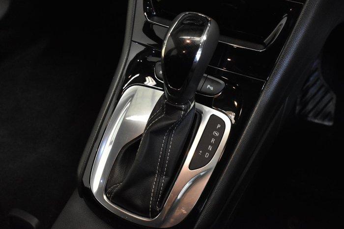 2017 Holden Astra R BK MY18 Mineral Black