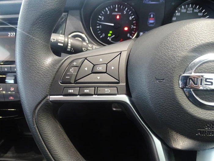 2019 Nissan X-TRAIL ST T32 Series II 4X4 On Demand Silver