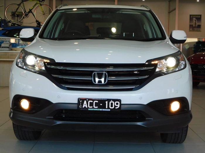 2014 Honda CR-V VTi-L RM MY15 4X4 On Demand White