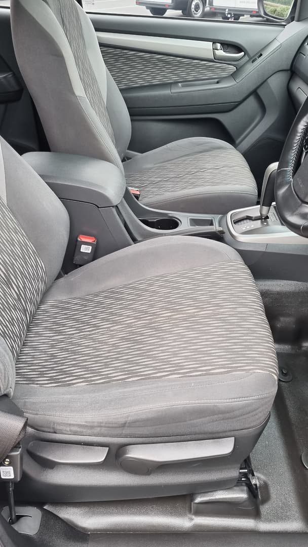 2015 Holden Colorado LS RG MY15 Summit White