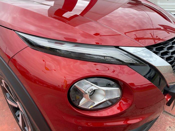 2021 Nissan JUKE ST-L F16 Fuji Sunset Red