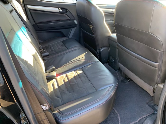2018 Holden Special Vehicles Colorado SportsCat+ RG MY18 4X4 Dual Range Black