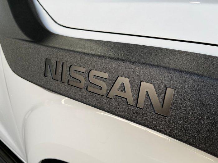 2021 Nissan Navara ST-X D23 4X4 Dual Range Solid White