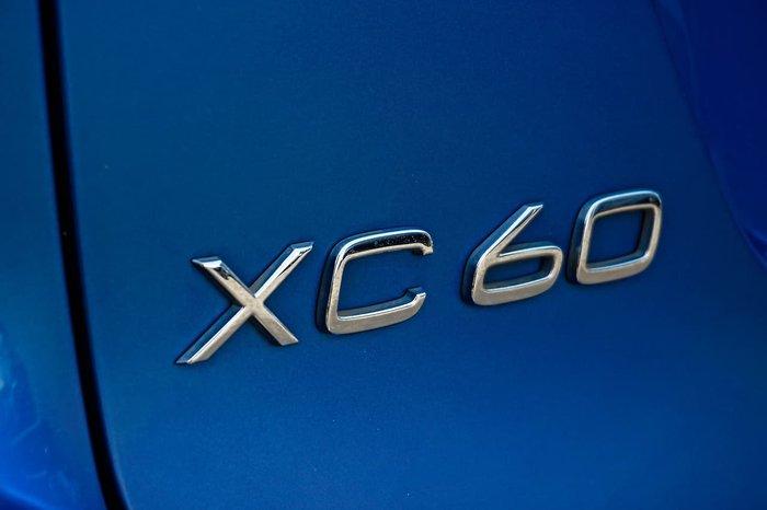 2016 Volvo XC60 T5 R-Design MY17 AWD Blue