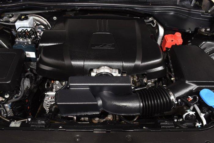 2016 Holden Ute SV6 Black VF Series II MY16 Phantom