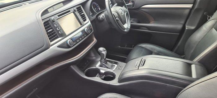 2018 Toyota Kluger GXL GSU50R Eclipse Black
