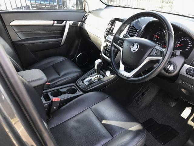 2016 Holden CAPTIVA 2016 Holden CAPTIVA 5 LTZ (AWD) AUTO 4D WAGON DT4 DIESEL Grey
