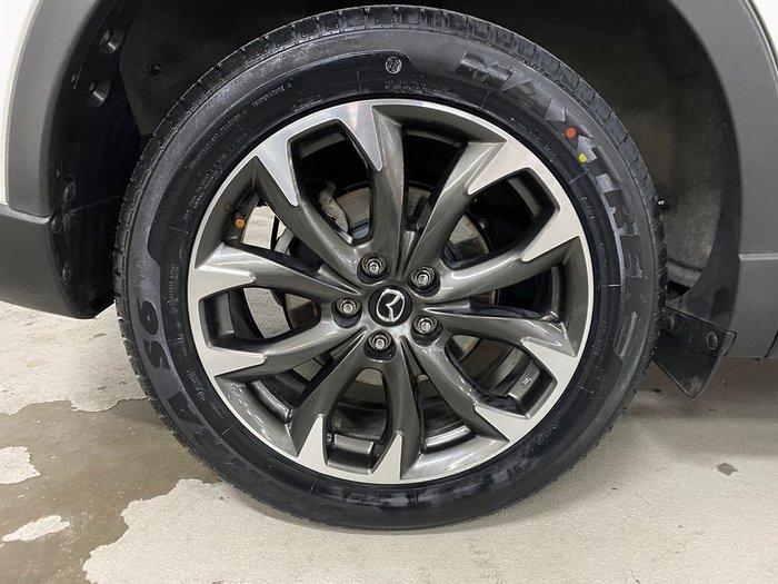 2015 Mazda CX-5 Grand Touring KE Series 2 AWD White