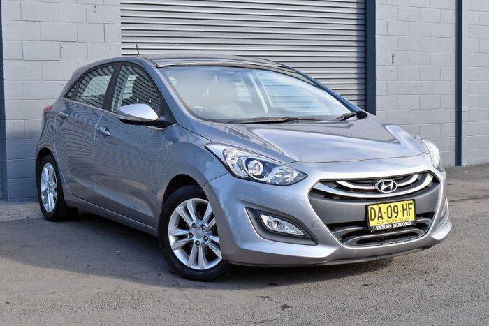 2013 Hyundai i30 Elite GD MY14 Hyper Silver