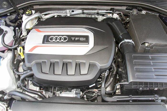 2018 Audi S3 8V MY18 Four Wheel Drive Blue