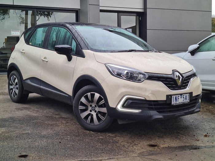 2018 Renault Captur Zen J87 White