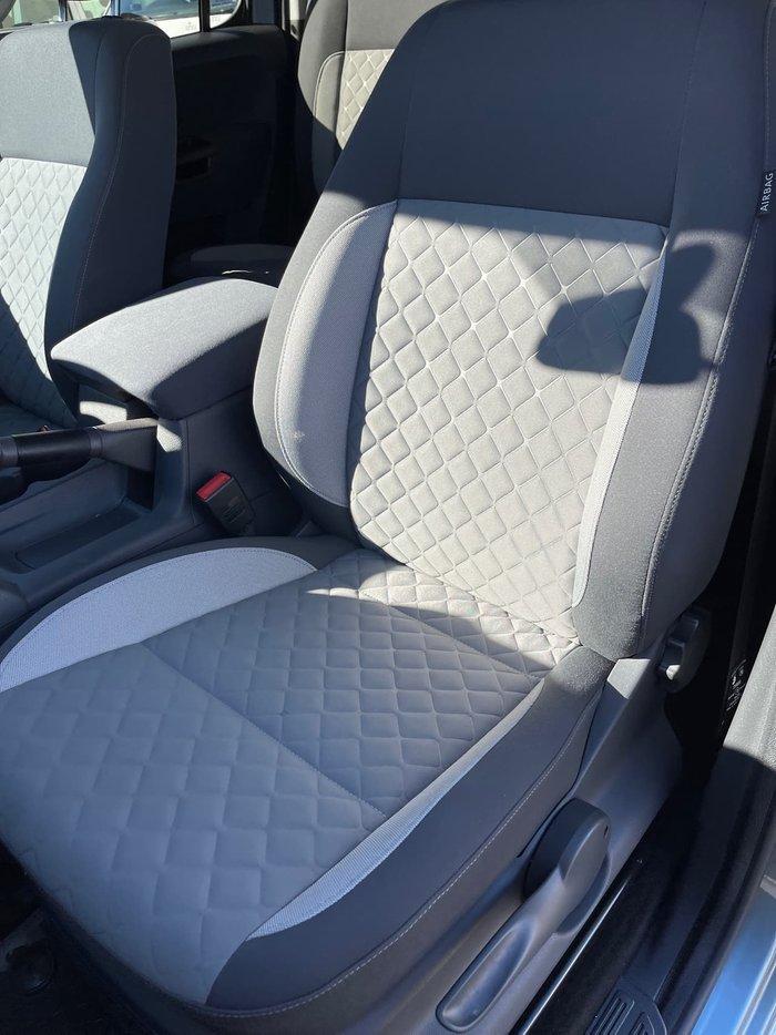 2016 Volkswagen Amarok TDI420 Atacama 2H MY16 4X4 Constant Blue