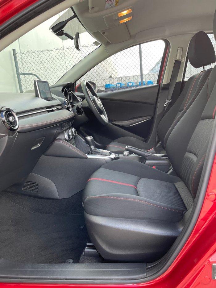 2015 Mazda 2 Genki DJ Series Soul Red