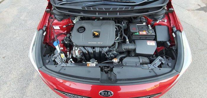 2016 Kia Cerato S Premium YD MY17 Red