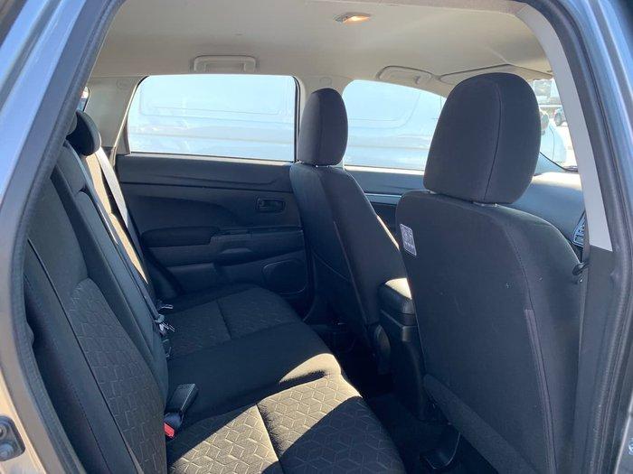 2019 Mitsubishi ASX ES XC MY19 Grey