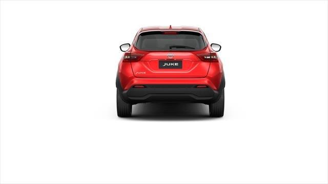 2020 NISSAN F16 TI JUKE TI 2WD AUTO FUJI SUNSET RED