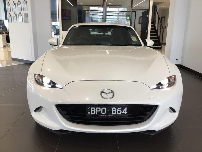 2021 Mazda MX-5 GT ND White