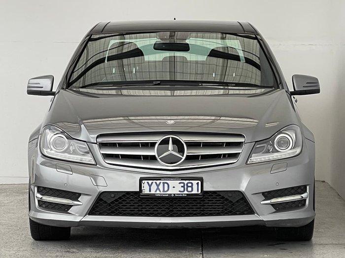 2012 Mercedes-Benz C-Class C250 CDI BlueEFFICIENCY Avantgarde W204 MY12