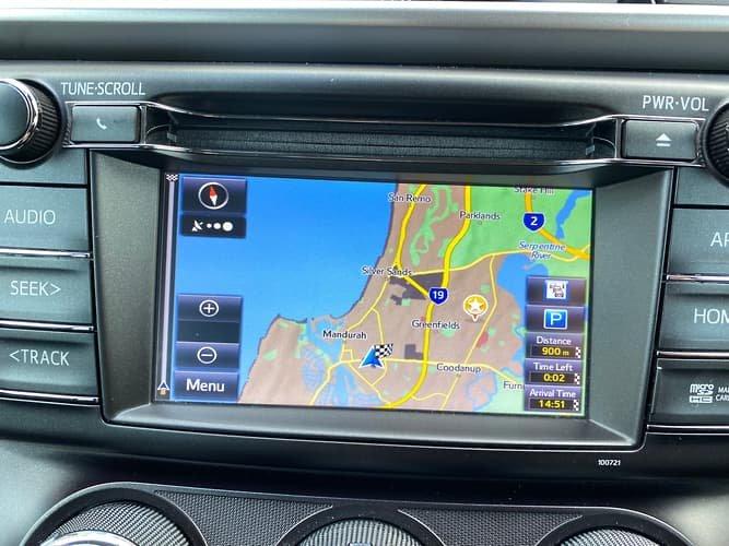 2018 Toyota RAV4 GX ZSA42R Blue Gem