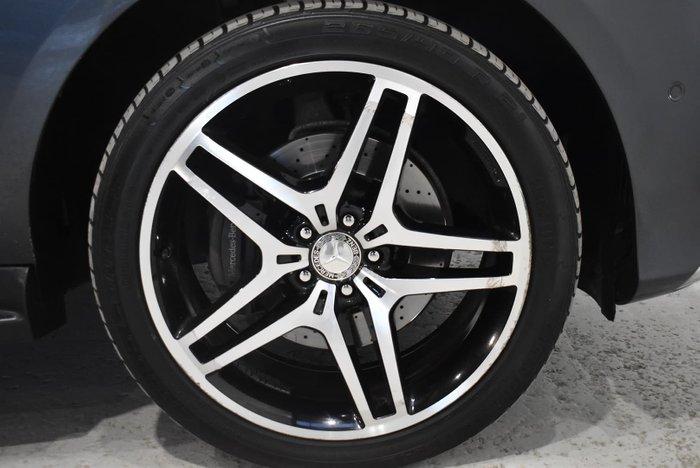 2016 Mercedes-Benz GLE-Class GLE350 d W166 Four Wheel Drive Tenorite Grey