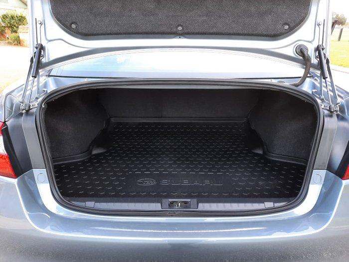2015 Subaru Liberty 2.5i Premium 6GEN MY15 AWD Platinum Grey