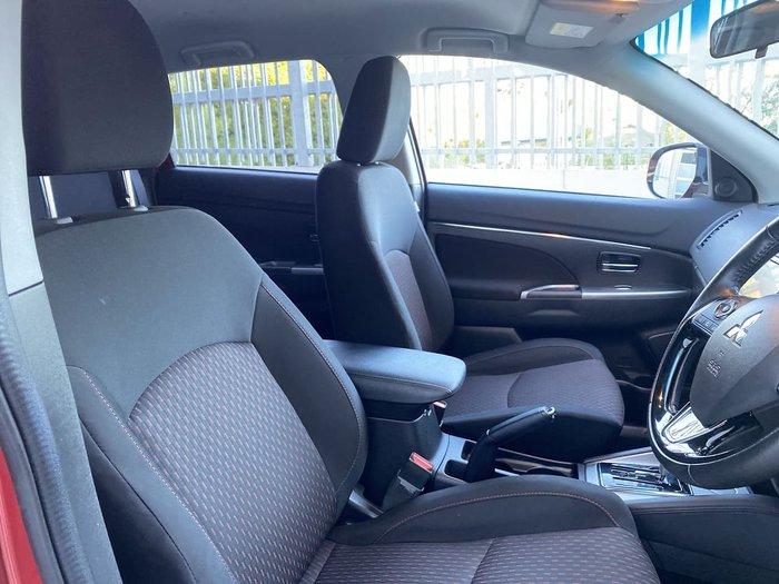 2018 Mitsubishi ASX LS XC MY18 Red