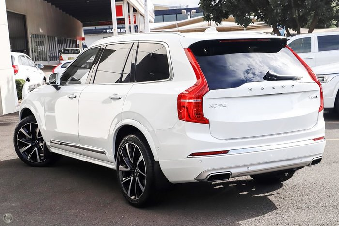 2021 Volvo XC90 T6 Inscription MY21 AWD White