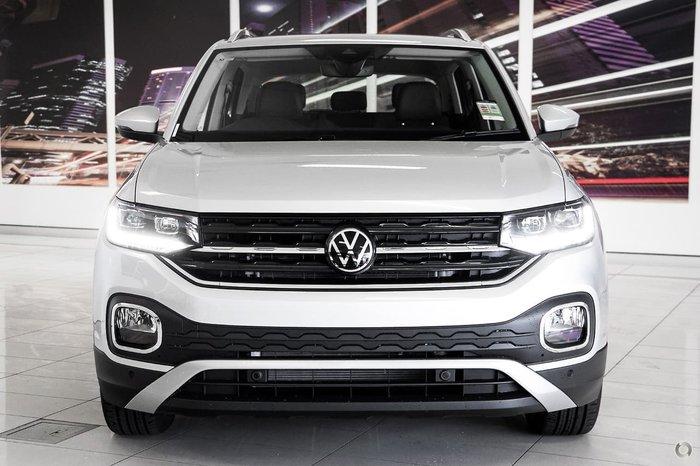 2021 Volkswagen T-Cross 85TSI Style C1 MY21 Silver