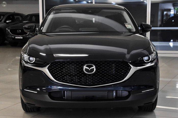 2021 Mazda CX-30 G20 Pure DM Series Blue