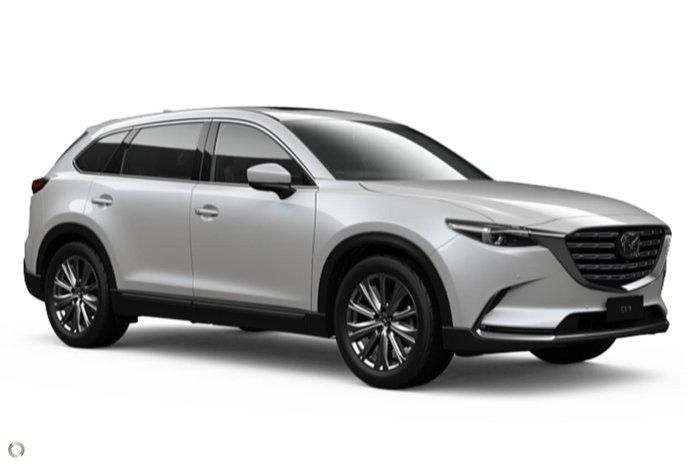 2021 Mazda CX-9 Azami TC AWD White