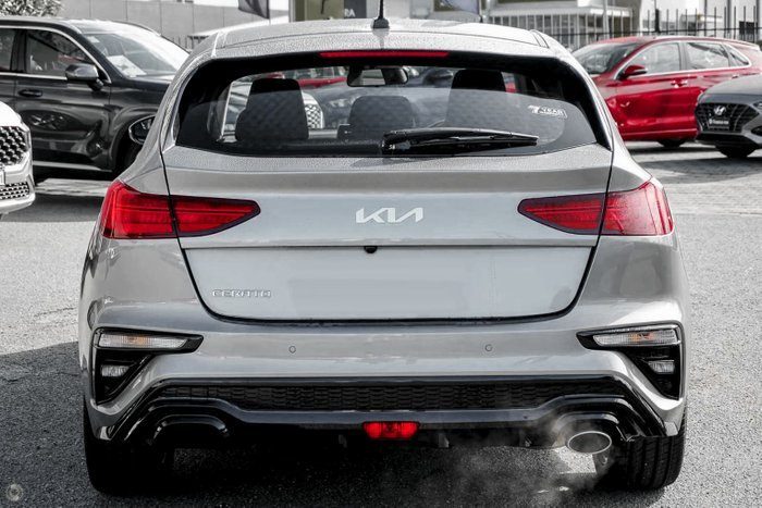 2021 Kia Cerato Sport BD MY22 Steel Grey